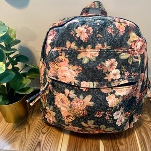 UO / BDG | floral light weight backpack